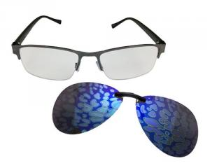 KL-1012 Clip-On Sunglasses